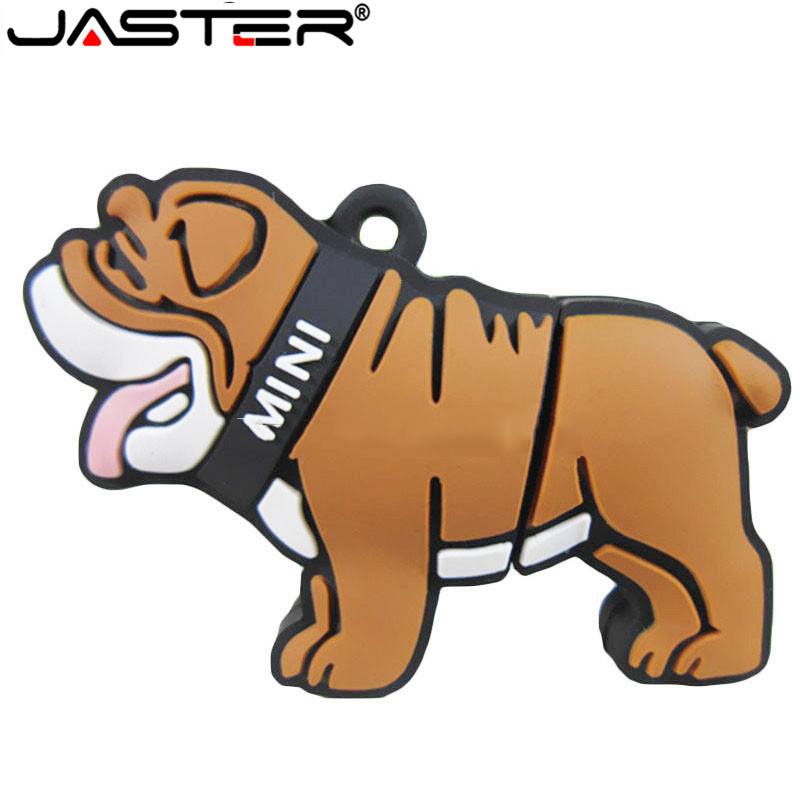 Computer & Office External Storage Jaster New Cute Cartoon Puppy 8gb Usb Flash Drive Pekingese Dog Model Pendrives Usb 2.0 Memory Stick Festival Gifts Pendriver To Reduce Body Weight And Prolong Life