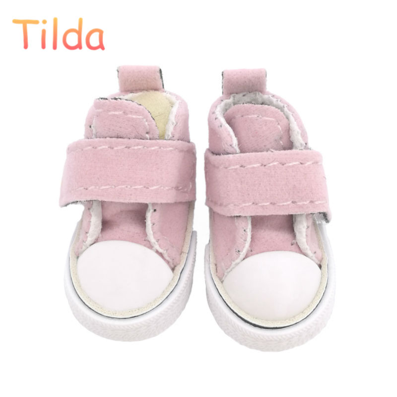 Tilda 3.5cm Blyth Doll Shoes for Blythe BJD Toy,1/6 Mini Lovely Shoes for BJD,Casual Boots Accessories For Blyth Boots Aceesorry exclusive handsome martin boots for bjd 1 3 sd10 sd13 sd17 uncle ssdf id ip eid big foot doll shoes sm9