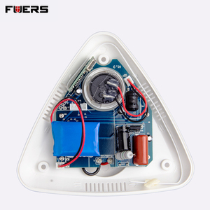 Image 5 - を FUERS 433 1800mhz の無線警報フラッシュサウンドライトサイレンセンサーため G90B プラス G90B 3 グラムホームセキュリティ盗難警報システム