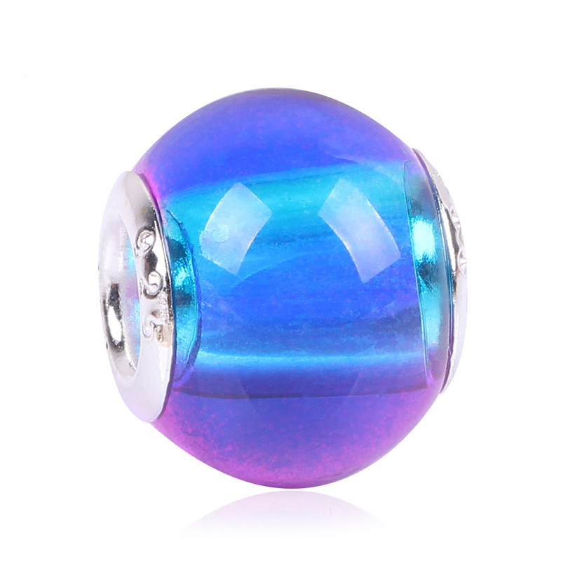 Responsible Spinner Luxury Cherry Blossom Murano Glass Beads Fit Pandora Original Charm Bracelet Beads Jewelry Making Accessories Buy One Give One Beads Jewelry & Accessories