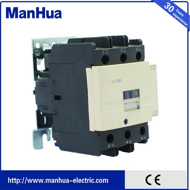 ManHua Beste Verkauf LC1D80 230 V Motor Schutz Magnetische ...