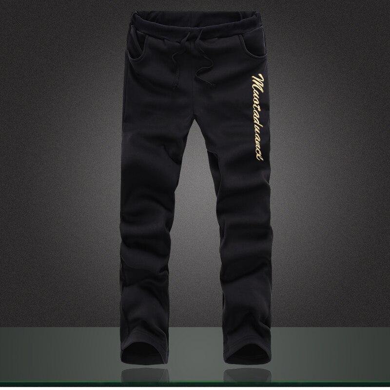2019 Nuovo Casual Dei Pantaloni Degli Uomini Di Vendita Calda Di Autunno Elastico In Vita Outwear Pantaloni Della Tuta Hip Hop Cotone Di Qualità Pantaloni Degli Uomini Più Il Formato M-3xl