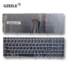 GZEELE NEW Laptop keyboard FOR Lenovo G570 Z560 Z560A Z560G Z565 G575