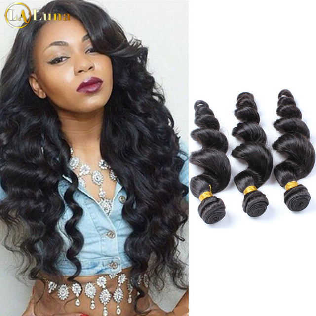 7a Malaysian Loose Wave Virgin Hair Premium Now Products 100 Human Weave