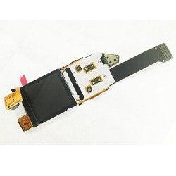Nowość dla Nokia 8800/dla Nokia 8800 Sirocco wyświetlacz LCD + Flex cable + kamera z elastyczną częścią zamienną
