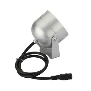 Image 2 - 2 шт. 48 Светодиодный светильник CCTV ИК Инфракрасная лампа ночного видения для камеры безопасности Прямая поставка