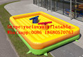 2016 new Factory direct Inflatable games,Boxing game KYG-58