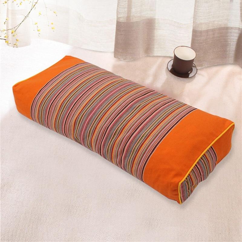 Image 4 - ベストセラーホームホテル用品快適な寝具枕縞模様枕矩形ボディ睡眠枕    グループ上の ホーム