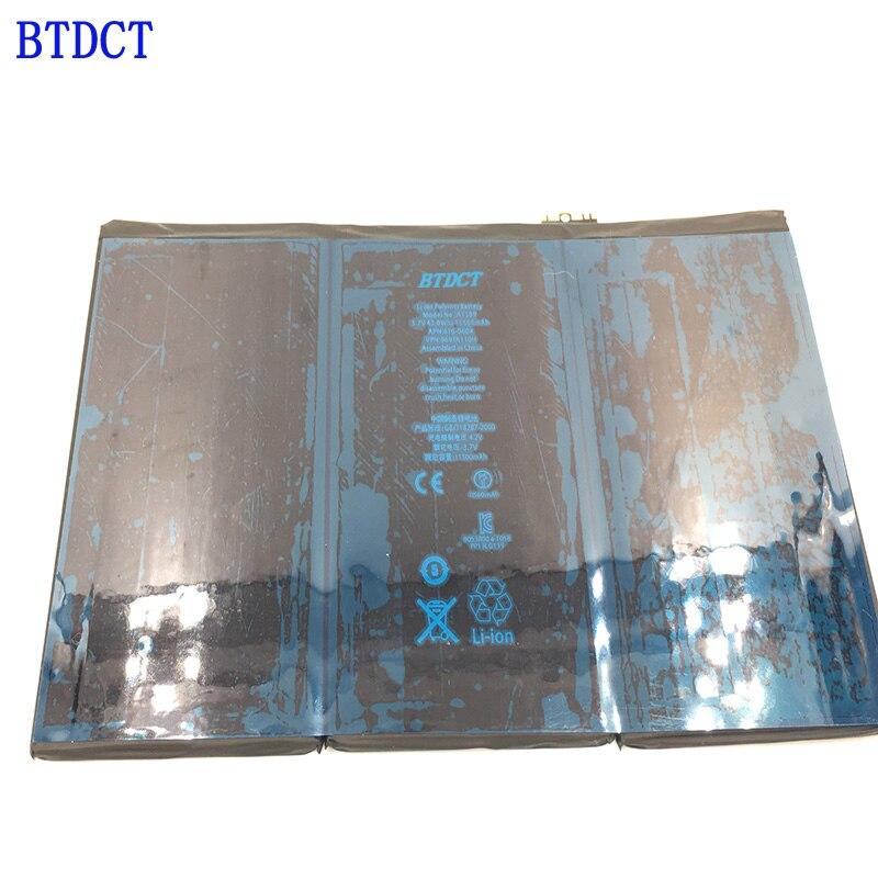 BTDCT Original 3.7V 11560mAh A1389 Laptop Battery For Apple iPad 3 4 3RD A1403 A1416 A1430 A1430 A1433 A1458 With Repair Tools