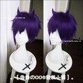 Танец с нью-джерси сики Natsumezaka винограда фиолетового моделирование стилем косплей волосы термостойкость волокна бесплатная доставка