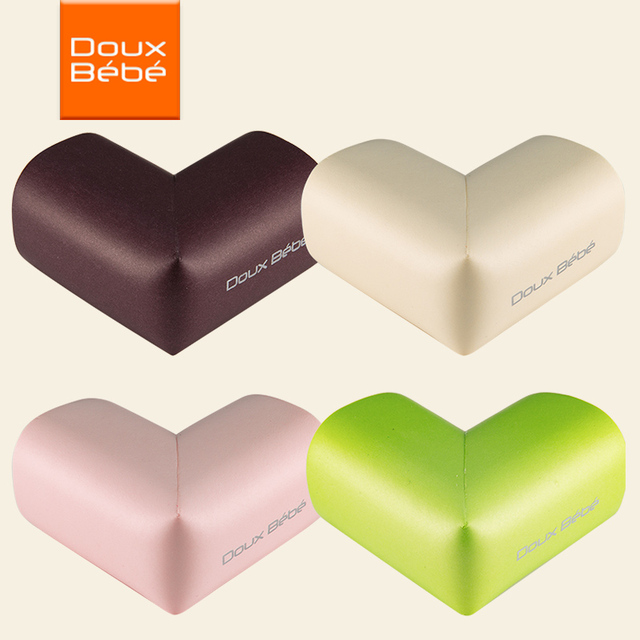 4pcs Table Corner Protector Edge Protection Children Safety Products Corners for Furniture Angles against Baby Safety Guards