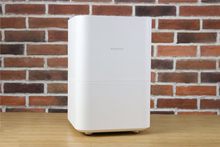 2018 original smartmi umidificador evaporativo 2 para sua casa umidificador de ar difusor aroma óleo essencial mijia controle app