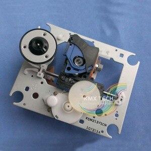 Image 1 - Mecanismo de recogida óptica KSM213VSCM CD VCD KSM 213VSCM Original, montaje de lente láser KSS 213VS KSM 213VSCM
