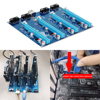 Amzdeal PCI E 1X To 4 PCI E 16X BTC LTC ETH Computer Riser Card 1