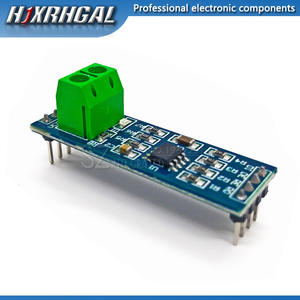 5pcs MAX485 Module RS-485 TTL to RS485 MAX485CSA Converter Module Integrated Integrated