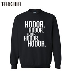 Tarchia 2017 male pullover hoodies sweatshirt personalized men hodor game of thrones boy coat casual parental.jpg 250x250
