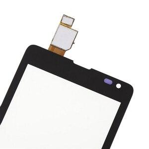 Image 3 - 노키아 들어 microsoft lumia 435 532 n435 n532 터치 스크린 센서 lcd 디스플레이 디지타이저 유리 터치 패널 교체