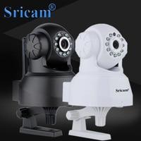 Sricam SP012 Wireless IP Cam 720P Wifi Pan Tilt Surveillance Cameras P2P Baby Monitor Support SD
