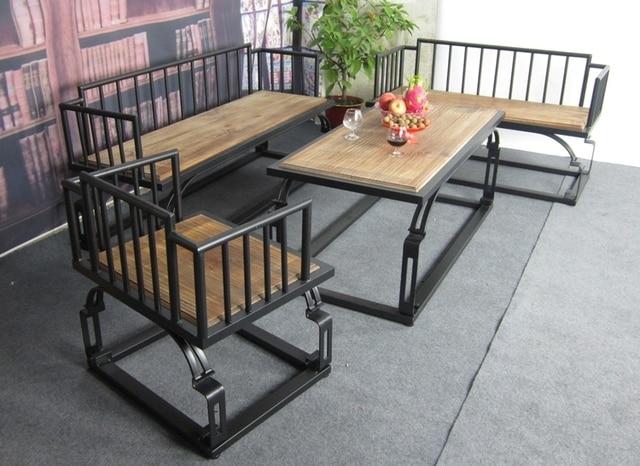 estilo loft industrial retro clsico muebles modernos zen minimalista hierro silla de mesa de comedor silln sillones