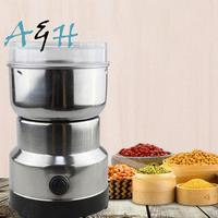 Durable Portable Household Electric Food Grinder 0 400ml Dry Food 150W Powder 220V/50Hz Home Machine