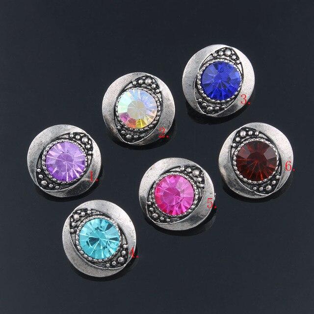 10pcs/lot Snap Jewelry 12MM...
