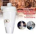 El ciclón SN75T3 de tercera generación de alta eficiencia de colector de polvo del ciclón traqueal diámetro 75mm casa limpiador partes