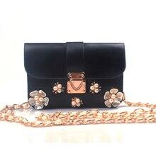Neue 2016 Telefon Bags Perle paket Partei paket handtaschen Frau tasche Mode Eine schulter schräg paket Blumen weiblichen beutel
