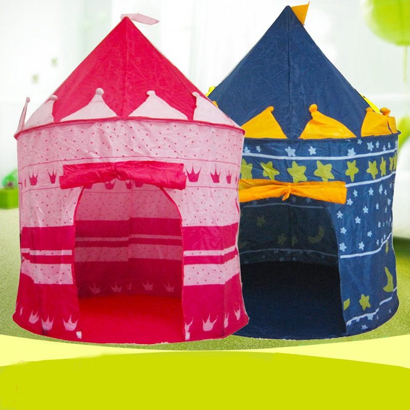 Ultralarge Children Beach Yurt Tent Mosquito Net Kids Castle Gorgeous Gift Indoor Outdoor Toys Tents House For Baby Playing Game