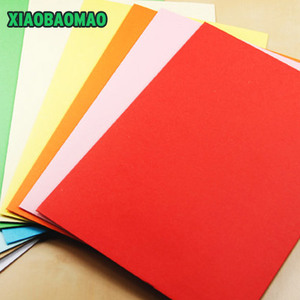 Image 2 - 50 ピース/ロット 162X230mm 色洋式封筒 A5 ブランク法案受信バッグギフト封筒ペーパー Enveloppe
