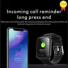 Smart Band Heart Rate Fitness Tracker Smartband Smart Bracelet IP67 Waterproof blood pressure Smart Wristband fo android IOS men itormis smart band bracelet wristband bluetooth fitness tracker smartband heart rate blood oxygen pressure for android ios