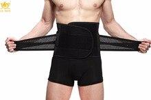 New Style Adjustable Breathable Trimmer Belt,Tummy Fat Burning Slimming Belt,Body Shaper Tummy Waist Trainer