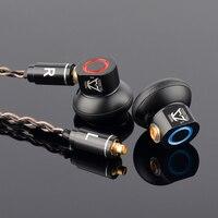 AK Original TONEKING TO400s In Ear Earbuds Earphone Graphene Dynamic High Impedance 400ohm Flat Head Earburd Headplug