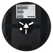 MCIGICM 3000 قطعة MMBT5551LT1G MMBT5551 SOT 23 2N5551 مصلحة الارصاد الجوية NPN عالية الجهد الترانزستور 5551 ، mmbt5551