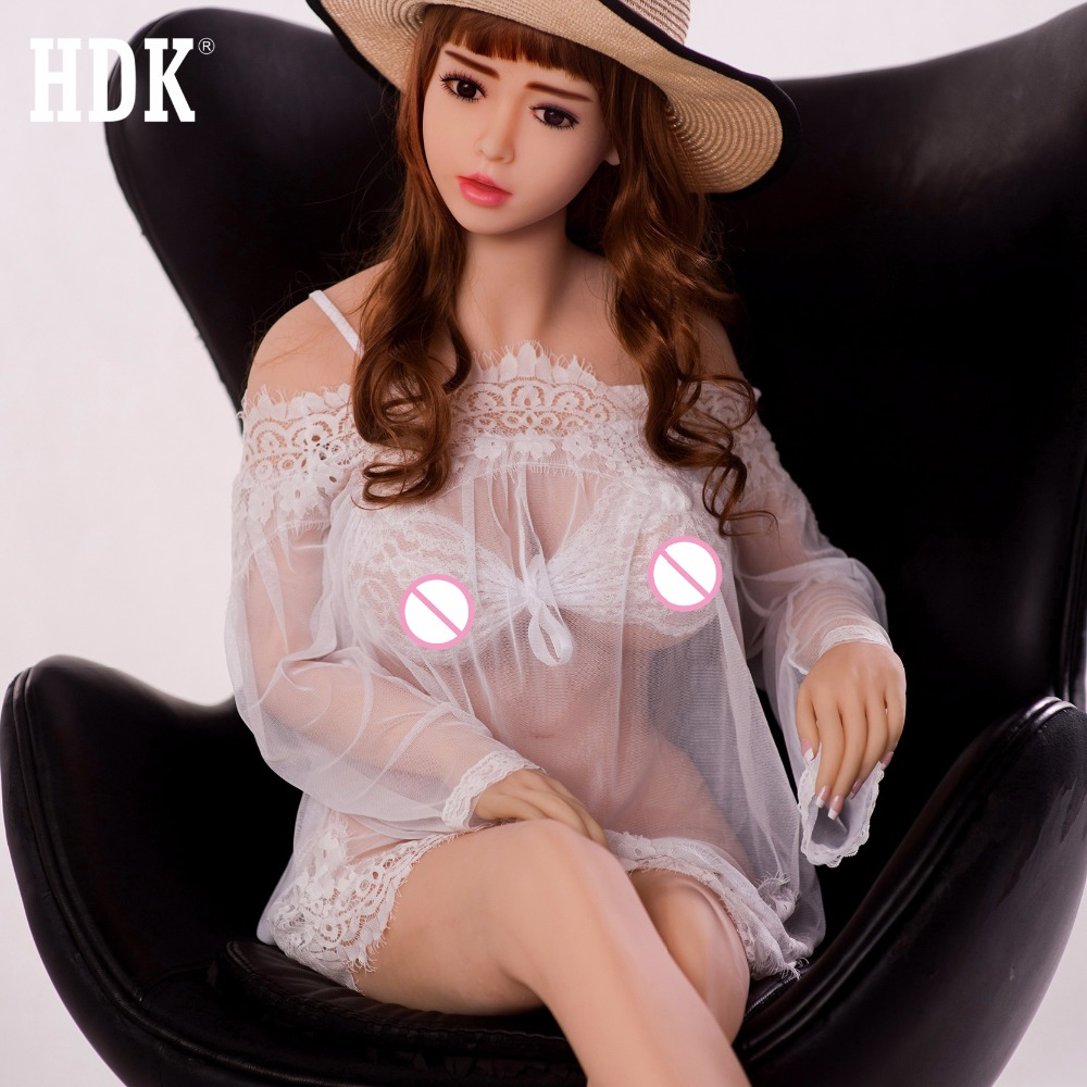 HDK 148cm(4.81ft) Silicone Sex Doll realistic for Men Super Anal Vagina Oral Realistic Sex Toys Masturbator Love Doll torso news 2016 realistic 70cm 88cm 110cm half body silicone sex doll for window display