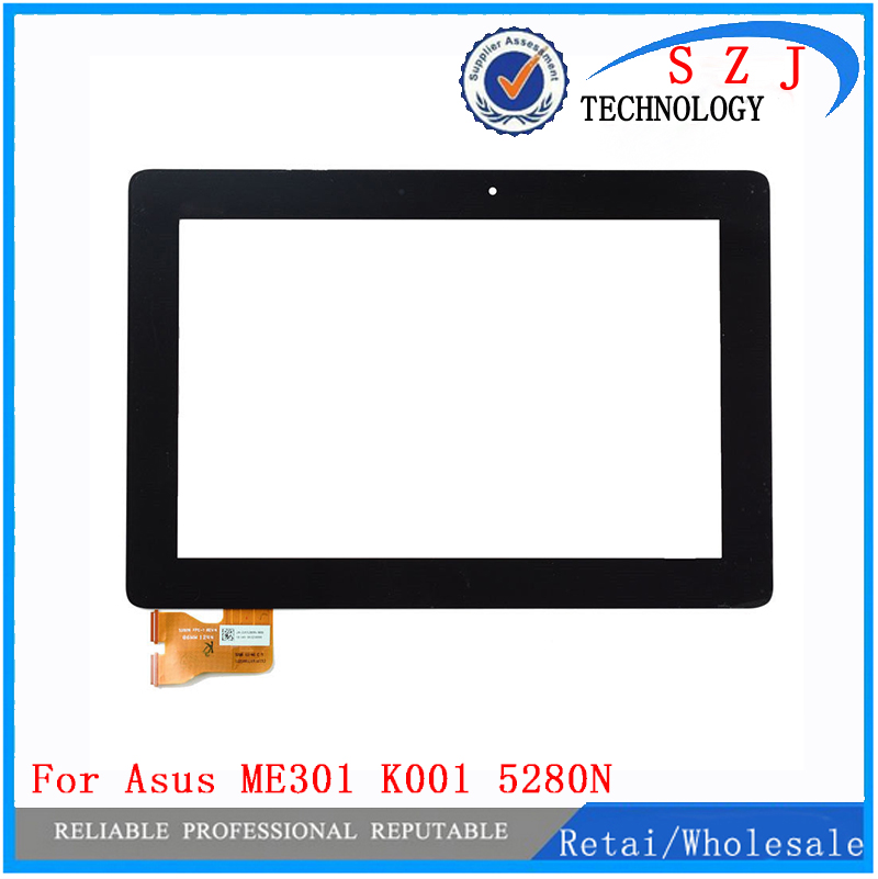 New 10.1'' inch Tablet Touch Screen Panel Glass FOR Asus MeMo Pad Smart 10 ME301 ME301T 5280N FPC-1 Rev.4 free shipping used parts lcd display glass panel touch screen digitizer assembly frame for asus memo pad smart 10 me301 me301t k001 5280n 8v