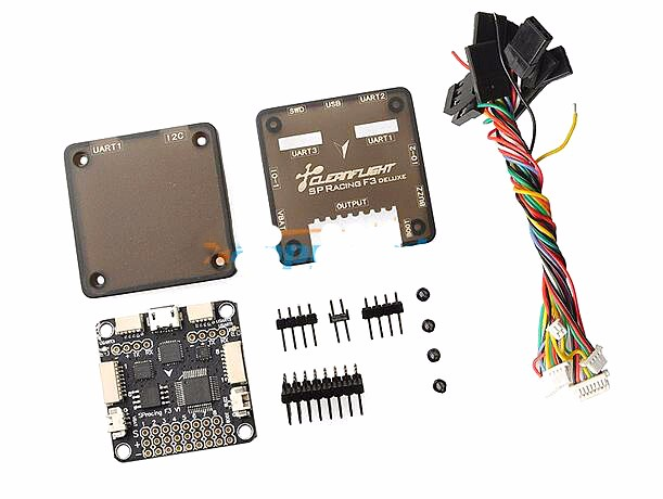 SP Pro Racing F3 Deluxe Arco Flight Controller Board for FPV Quadcopter Multicopter