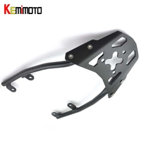 KEMiMOTO For Kawasaki Z650 Z 650 2017 Motorcycle Accessories Rear Carrier Luggage Rack Rear Carrier For Kawasaki 2017