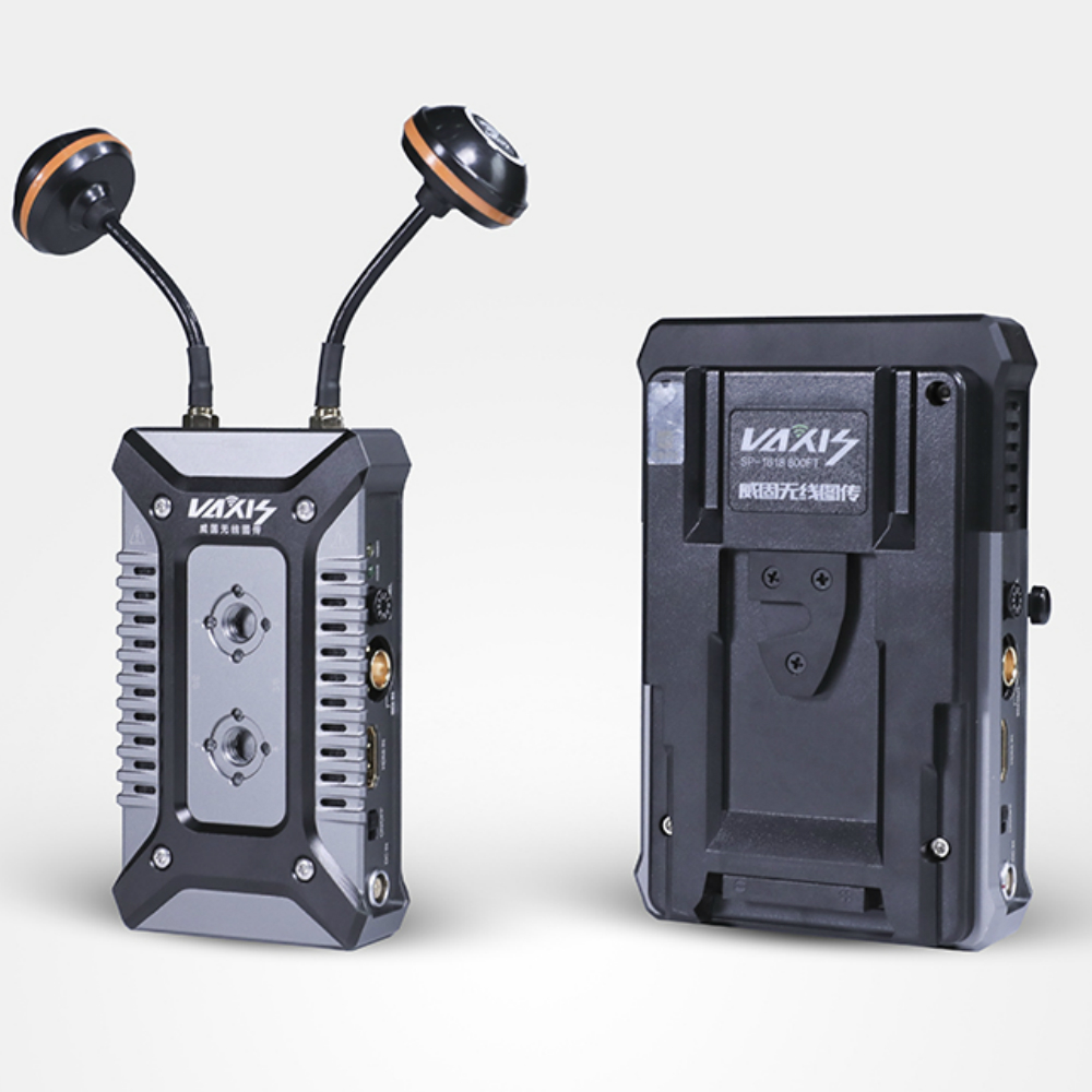 VAXIS STORM 800FT Wireless HD Video Transmission System 3G-SDI HDMI Broadcast Professional video Transmitter & Receiver flylink hd wireless hdmi video transmitter and receiver 5 8g wifi video drone fpv wireless hd video transmitter hdmi