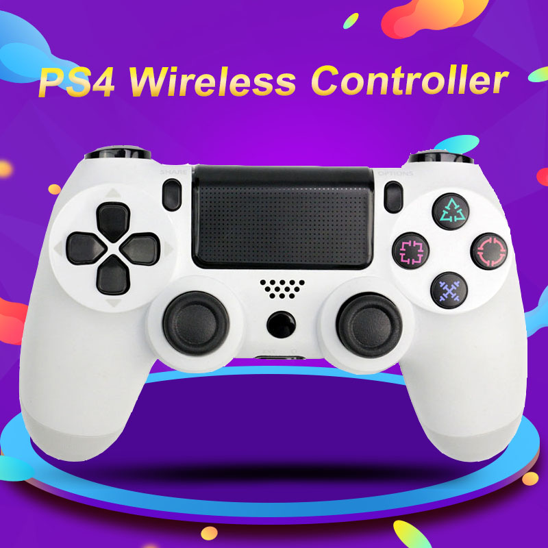 Bluetooth Wireless Joystick For PS4 Controller Fit For Mando Ps4 Console For Playstation Dualshock 4 Gamepad For PS3 Console