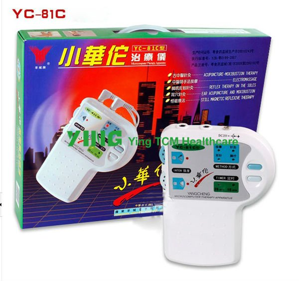 Wholesale Microcomputer Therapeutic Apparatus (YC-81C) Massage therapeutic touch