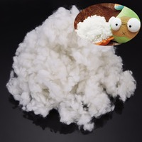 Eco Friendly 500g Polyester Fiberfill Stuffing Filling Toys Quilts Pillow Filler Cotton For DIY Crafting Sewing