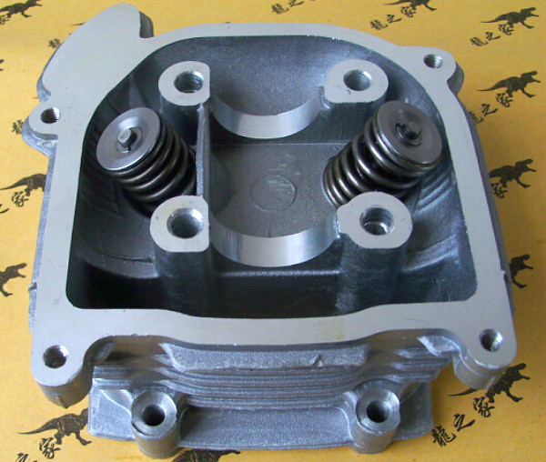 GY80 Motorcycle Engine Cylinder Head Assy
