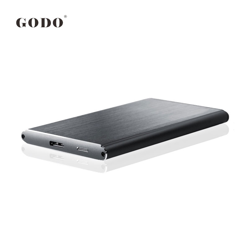 HDD Case Ssd-Box USB3.0 Sata3 External 6gbps To UASP for Laptop/Mac/pc Hard-Disk-Drive-Case title=