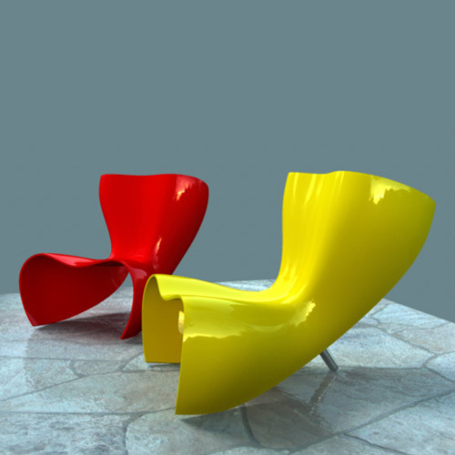 FRP fiberglass chair design furniture names boots candy ...