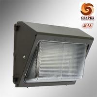 CE UL светодиодный настенный светильник 40 Вт IP65 открытый AC110V 220 В 230 В 40 Вт светодиодный стены обновления света заменить 100 Вт ГЭС металлогалоге