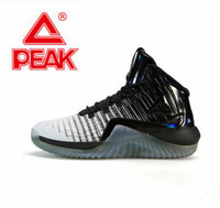 Peak autumn and winter new men's basketball shoes high wear wear non slip field field shoes sneakers sports shoes