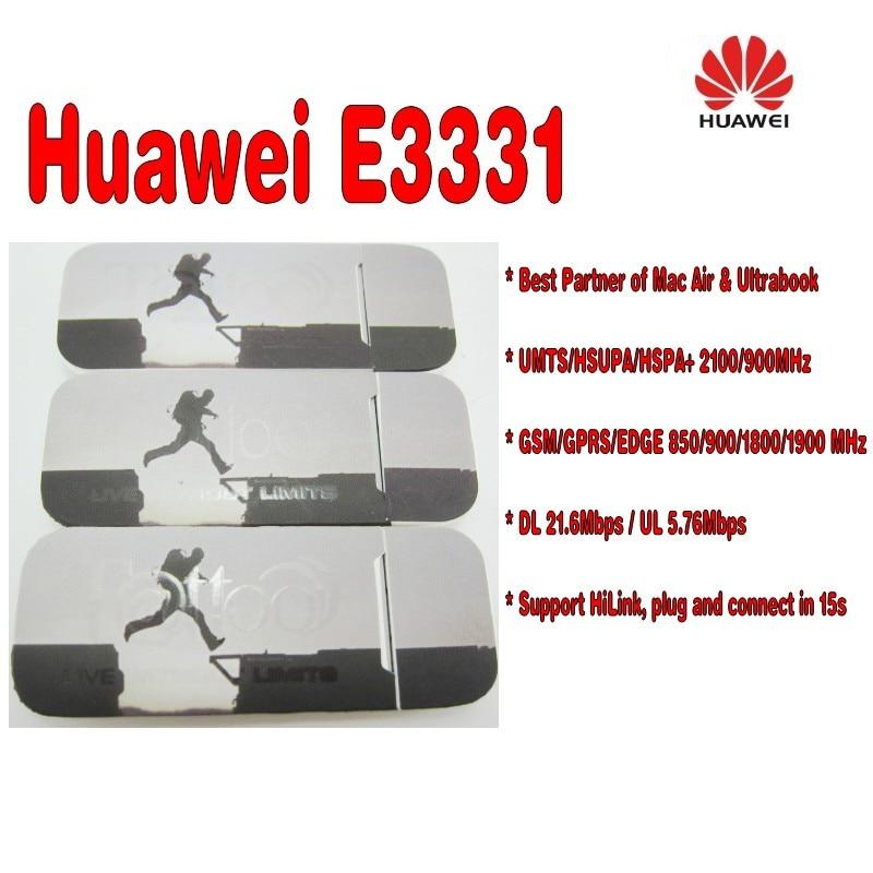 Lot of 10pcs HUAWEI 3G Ultra Stick HSPA 21 6Mbps USB Modem E3331