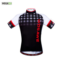 Wosaweサイクリング服夏通気性半袖サイクリングジャージマイヨサイクリングツールドフランス自転車/自転車シャツトップ50