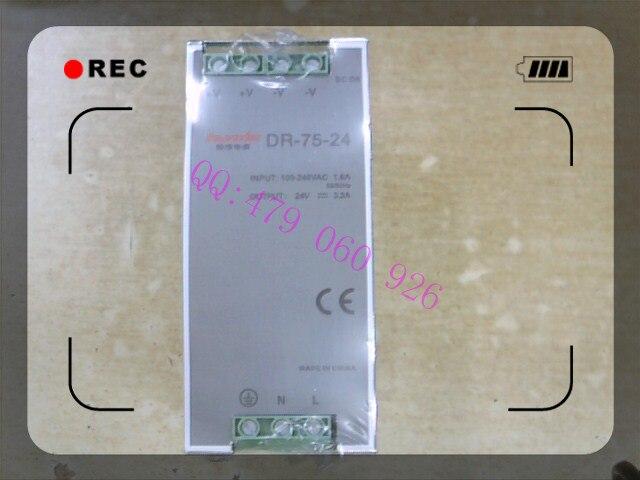 цены на [ZOB] Heng Wei guide rail switching power supply 24V3.2A DR-75-24 75W в интернет-магазинах