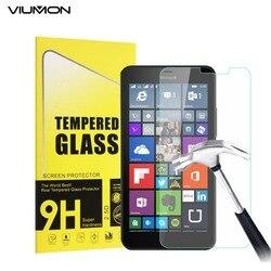 VIUMON Verre Trempé Pour Microsoft Nokia Lumia 640 640XL XL 950 950XL 830 650 550 535 532 930 730 630 530 Film Protecteur d'écran